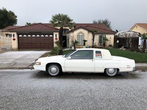 90 Fleetwood Cadillac For Sale Por Favor Serious Buyers Only for Sale in Sanger, CA