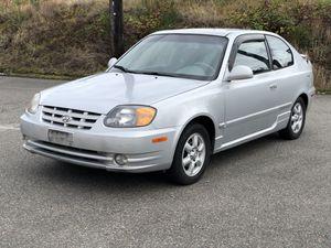 2003 Hyundai Accent GT for Sale in Tacoma, WA