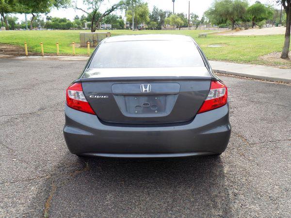 2012 Honda Civic EX 99k miles