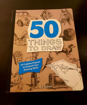 50 Things To Draw Book for Sale in Norwalk, CA