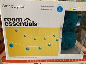 String lights for Sale in Princeton, NJ