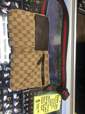 "Gucci Shelly Bum waist bag ""Very Good"" Condition! for Sale in Woodbridge, VA"