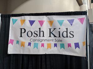 Posh Kids Consignment Sale for Sale in Pasco, WA
