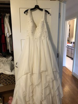 Morilee Wedding Dress for Sale in Wenatchee, WA