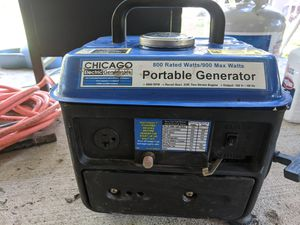 Chicago electric generator for Sale in Vancouver, WA