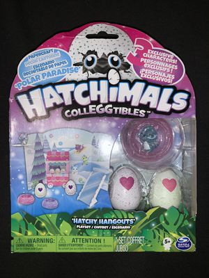 Shopkins 'Hatchy Hangouts' - Polar Paradise for Sale in Cicero, IL