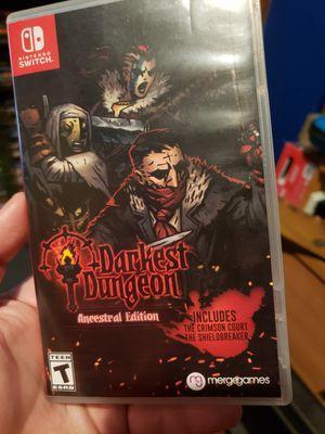 Darkest Dungeon Nintendo Switch for Sale in Akron, OH