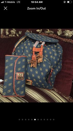 DOONEY and BOURKE BACKPACK ONLY for Sale in Tarpon Springs, FL