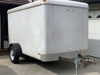 6x10 ENCLOSED TRAILER for Sale in Los Angeles,  CA