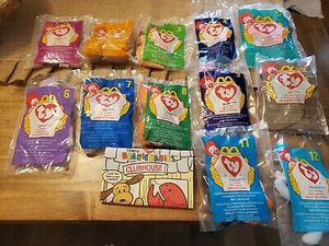 90's kid! Ty Beanie babies-McDonalds toys for Sale in Tualatin, OR