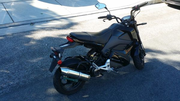 2017 Daix PMZ 50cc Scooter for Sale in Riverside, CA - OfferUp