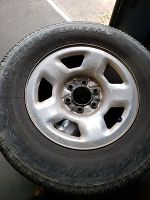 Ford F150 Wheels/Rims and Tires for Sale in Bradenton, FL