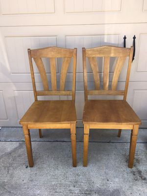 Pair of chairs for Sale in Fort Worth, TX