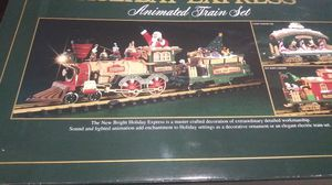 The Holiday Express Animated Train Set for Sale in Lake Alfred, FL