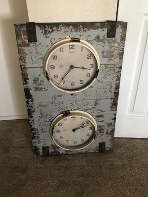 New York old Style Wall clock for Sale in Hyattsville, MD