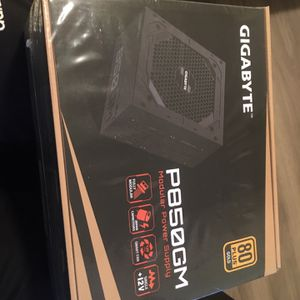 Gigabyte P850GM 80 Plus Gold Fully Modular PSU - Power Supply for Sale in Seattle, WA