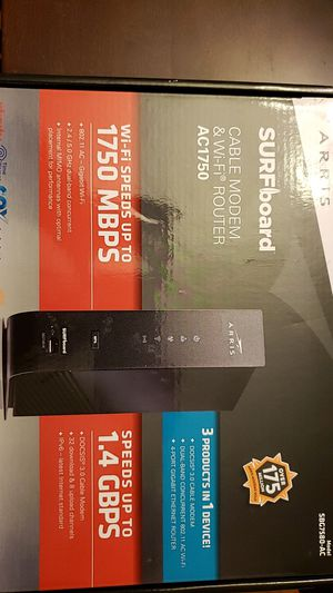 Arris wi-fi router for Sale in Aurora, CO