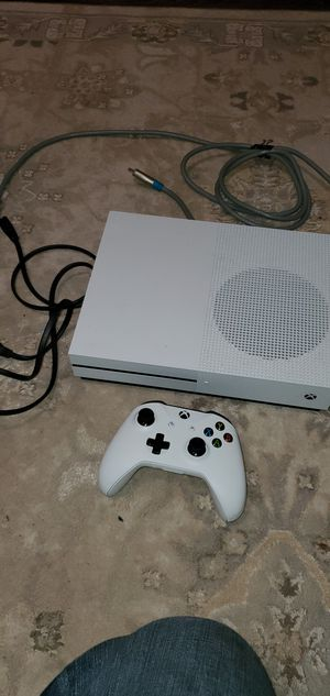 Xbox One S w/Controller/HDMI & Power cords for Sale in Grapevine, TX