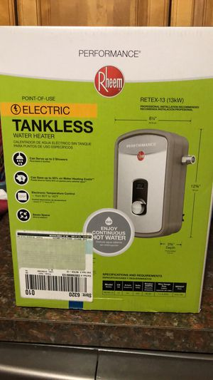 Water heater for Sale in Palm Springs, FL