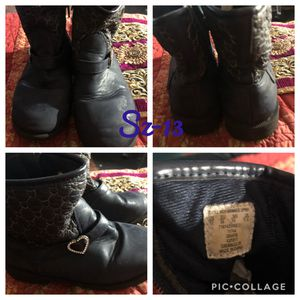 Girls boots for Sale in Yuba City, CA