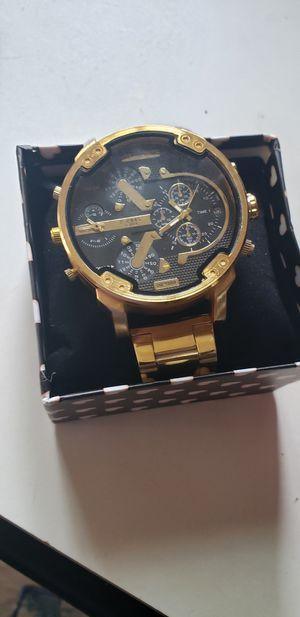 Diesel 3 bar watch for Sale in Kensington, MD