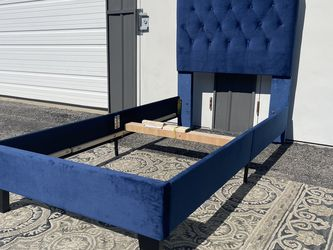 New Adorable TWIN Size Bed Frame With Headboard for Sale in Columbus,  OH