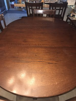 Kitchen table and chairs for Sale in Vancouver, WA