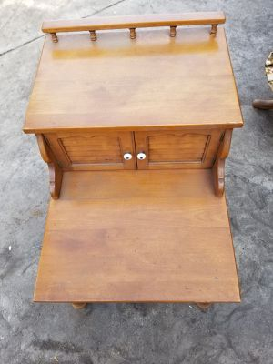Available! Antique 100% PURE WOOD for Sale in Montebello, CA