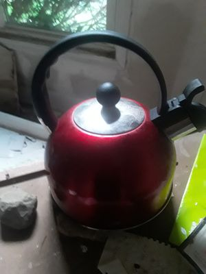 Camping hot water cooker good for coffee ike brand new for Sale in Warren, OH