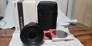 Sigma 24-105mm f4.0 + 2 ND Filters for Sale in Beaverton, OR