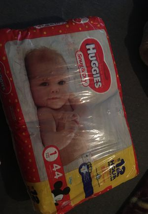 Huggies Diapers for Sale in Fort Worth, TX