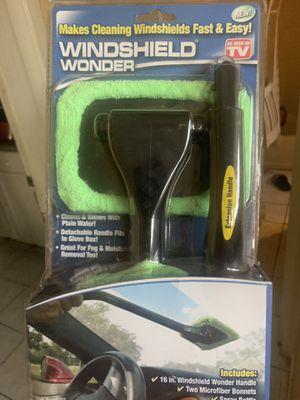 Windshield wonder windshield cleaner for Sale in Tampa, FL