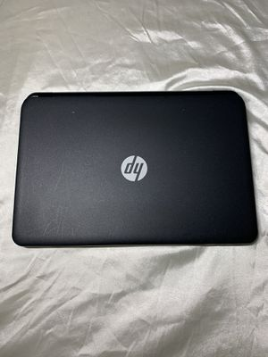 HP smart touch 15 laptop for Sale in Corona, CA