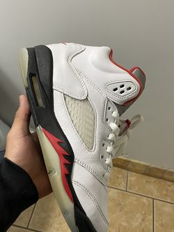 Air Jordan Retro 5 Fire Red for Sale in Smyrna,  TN