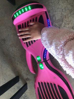 Pink hoverboard for Sale in Los Banos, CA