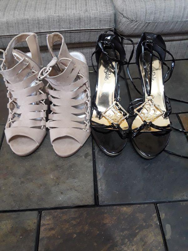 Summer heels/sandals bundle