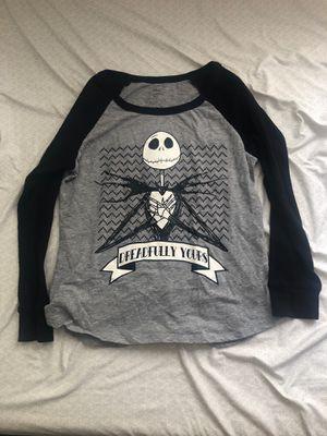 Disney Nightmare Before Christmas Jack skellington shirt for Sale in Riverside, CA