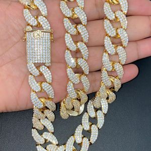 Cuban Link Necklace Icedout 🔥🔥🔥 for Sale in Los Angeles, CA