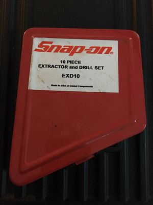 Snap On Tools EXD10 extractor set for Sale in Chicago, IL