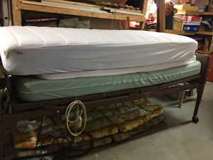 Hospital bed and twin bed for Sale in Great Falls, MT