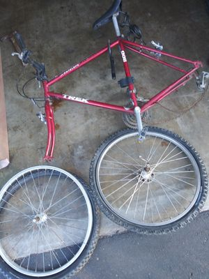 Trek mountain bike for parts for Sale in Vista, CA