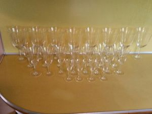 Crystal Etched Glassware for Sale in Naugatuck, CT