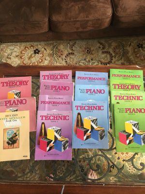 Bastien Piano Books- Primer- Level 3 for Sale in Apex, NC