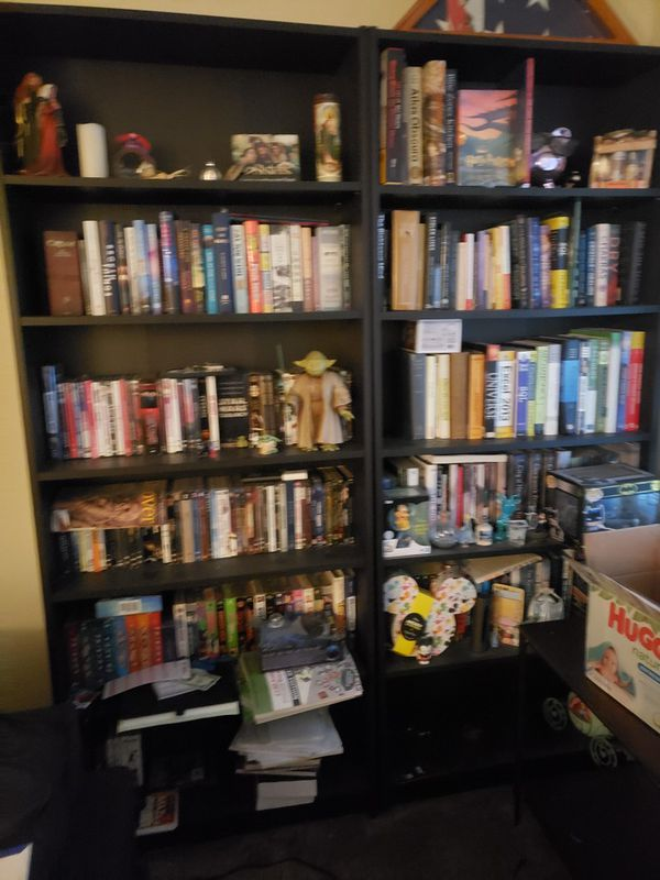 Large Bookshelves