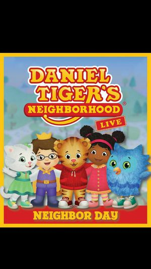 Daniel tigers neighborhood LIVE for Sale in Tucson, AZ