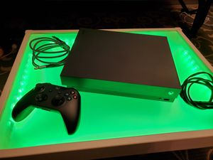 Gently Used Xbox one X for sale for Sale in Detroit, MI