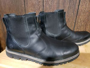 Timberland * size 12 * black slip-on for Sale in Fairless Hills, PA