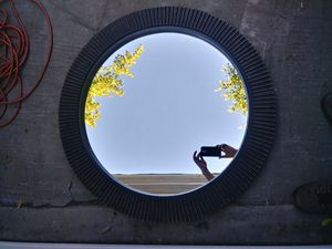 Large round wall mirror 35 1/2 inches for Sale in Arcadia, CA