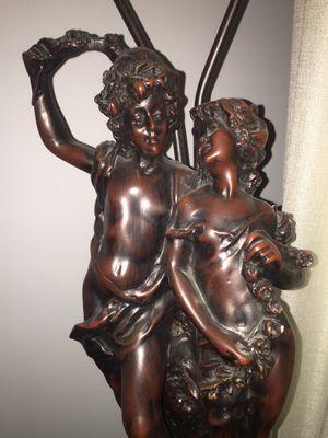 Antique Greek Goddess Lamp $65 ORIGINALLY $266 for Sale in Marietta, GA