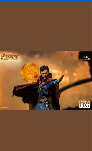Doctor Strange Collectible Statue by Iron Studios New for Sale in West Palm Beach, FL